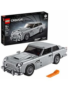 Lego Creator Expert James Bond Aston Martin Db5 10262 Building Kit , New 2019 (1295 Piece) by Lego