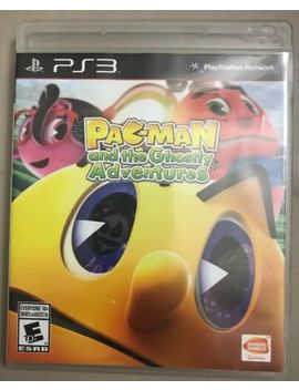 Pac Man And The Ghostly Adventures   Ps3 Game. Excellent Condition!!! by Ebay Seller