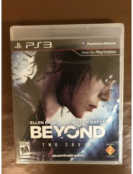 Beyond: Two Souls (Sony Play Station 3, 2013) by Ebay Seller