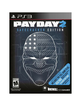 Payday 2: Safecracker Edition Ps3 [Brand New] by Ebay Seller