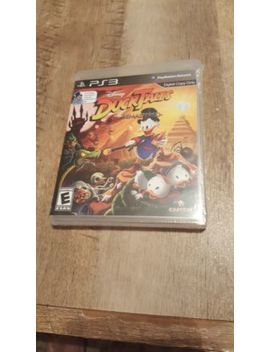Disney Duck Tales Remastered Digital Copy W/ Exclusive Collector's Pin (Ps 3) New by Ebay Seller