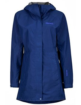 Marmot Essential Women's Lightweight Waterproof Rain Jacket, Gore Tex With Paclite Technology by Marmot