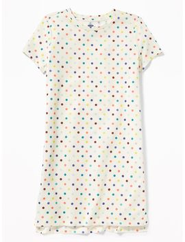 Jersey Sleep Dress For Girls by Old Navy