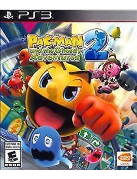 Pac Man And The Ghostly Adventures 2 (Sony Play Station 3, 2014) by Ebay Seller