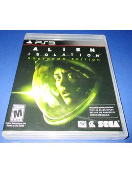 Alien Isolation Playstation 3   Ps3   *New!  *Factory Sealed!  *Free Shipping! by Ebay Seller