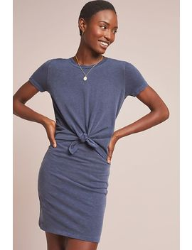Sundry Naomi Tie Front Dress by Sundry
