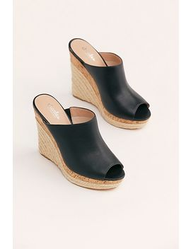 Turn Around Wedge by Free People