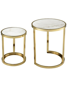 Artistic Home Set Of 2 Trimalchio Accent Tables by Artistic Home & Lighting