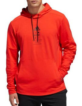 Adidas Men's Post Game Pullover Hoodie by Adidas