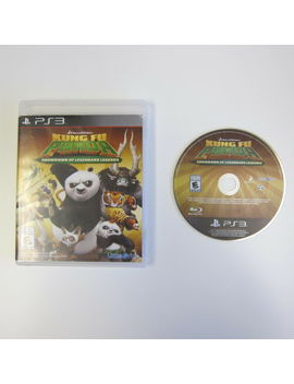 Kung Fu Panda: Showdown Of Legendary Legends   Good Condition (Ps3, 2015) by Ebay Seller