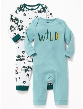 2 Pack One Piece For Baby by Old Navy