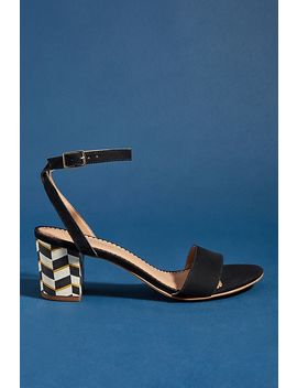 Anthropologie Tia Heeled Sandals by Anthropologie