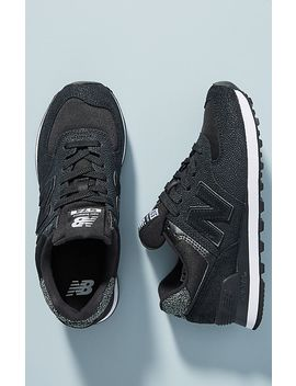 New Balance 574 Pebbled Street Sneakers by New Balance
