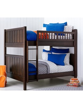 Camp Full Over Full Bunk Bed by Pottery Barn Kids
