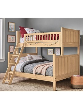 Camp Twin Over Full Bunk Bed by Pottery Barn Kids