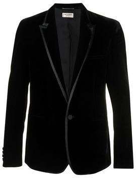 Velvet Dinner Jacket by Saint Laurent