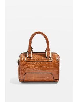 Chile Chain Bowler Bag by Topshop
