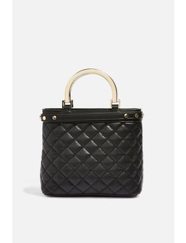 Molly Mini Quilted Tote Bag by Topshop