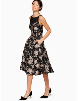 Chinoiserie Orela Dress by Kate Spade