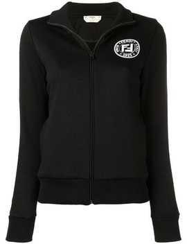 Cotton Jersey Sweatshirt by Fendi