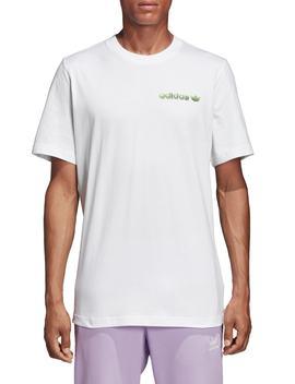 Tropical Graphic T Shirt by Adidas Originals