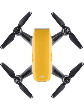 Spark Quadcopter   Yellow by Dji