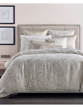 Marble Full/Queen Duvet Cover, Created For Macy's by Hotel Collection