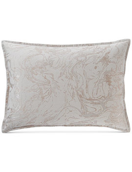 Marble Standard Sham, Created For Macy's by Hotel Collection