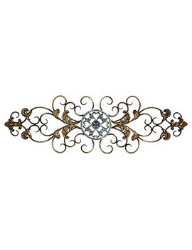 Stratton Home Decor Traditional Scroll Wall Decor by Stratton Home Décor