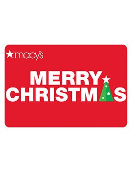 Merry Christmas E Gift Card by General