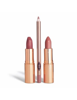 Charlotte Tilbury Pretty Pink Lip Duo   Feelunique Exclusive by Charlotte Tilbury