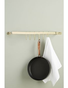Modern Pot Rack by Anthropologie