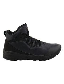 Dare 2 B   Black 'uno' Mid Sports Boots by Dare 2 B