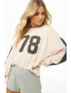 78 Graphic Sweatshirt by Forever 21