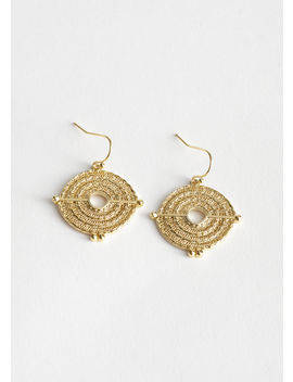 Pendant Hanging Earrings by & Other Stories