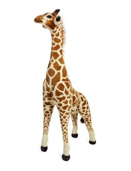 4ft Tall Giraffe Plush by Melissa & Doug