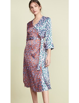 Willow Wrap Dress by Rachel Antonoff