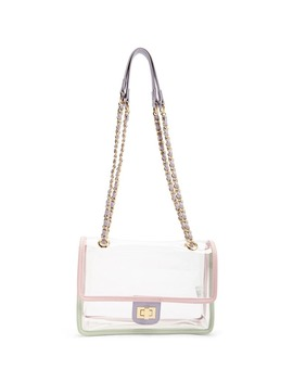 Colorblock Shoulder Bag by Forever 21