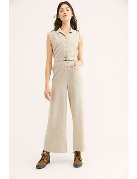 Hot Shot Jumpsuit by Free People