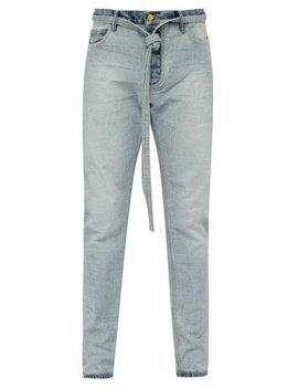 Inside Out Slim Leg Jeans by Fear Of God