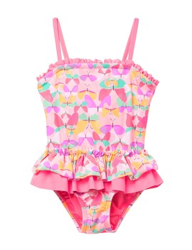 Butterfly Cutie One Piece Swimsuit by Hula Star