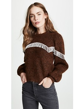 Heavy Soft Wool Knit by Ganni