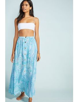 Melissa Odabash Paisley Skirt by Melissa Odabash