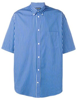 Camicia Con Stampa by Balenciaga
