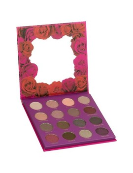 Color Story Eyeshadow Palette Velvet Rose   0.28oz by Nyx Professional Makeup