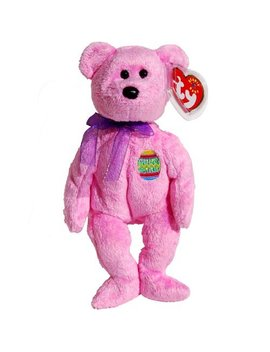 Ty Beanie Babies   Eggs The Pink Easter Teddy Bear by Beanie Babies   Teddy Bears
