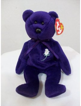 Ty Beanie Babies   Princess Bear [Toys & Games] Holiday Gifts by Beanie Babies   Teddy Bears