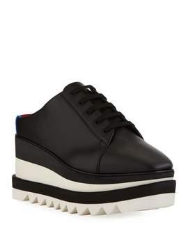 Sneakelyse Platform Slide Sneakers by Stella Mc Cartney