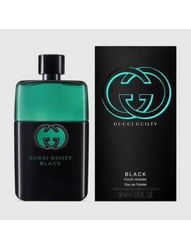 Gucci Guilty Black 90ml Eau De Toilette by Gucci