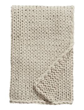 Jersey Rope Throw Blanket by Treasure & Bond